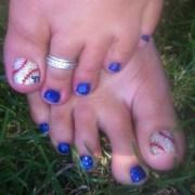 major league baseball nails