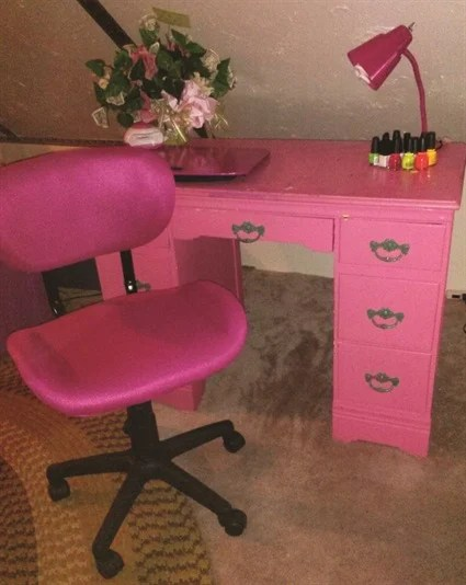Show Us YourManicure Tables  Style  NAILS Magazine