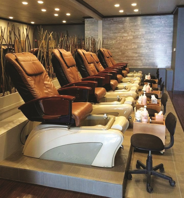 Bliss Nail Spa Brings Relaxation Back Into the Salon