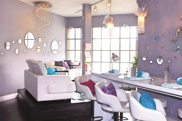 You Could Go With Your Friends And Not Have To Be Quiet Says Penny Rumming Owner Of Posh Pedicure Lounge In The Port Ontario Canada