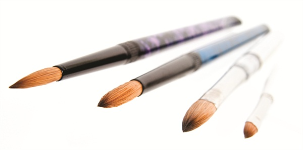 As A Nail Technician And Artist You Understand The Importance Of Good Brush Much Having Right For