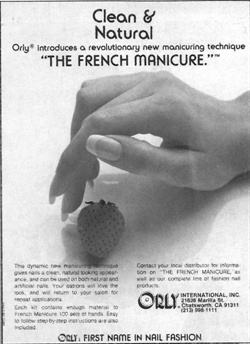 Resultado de imagen para Jeff Pink The French Manicure.