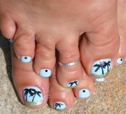 toe-tally cool toenail art ideas
