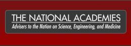 National Academies Header