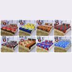Buy Pack Of 8 Double Bedsheets 16 Pillow Covers 8bs Online At Best Price In India On Naaptol Com