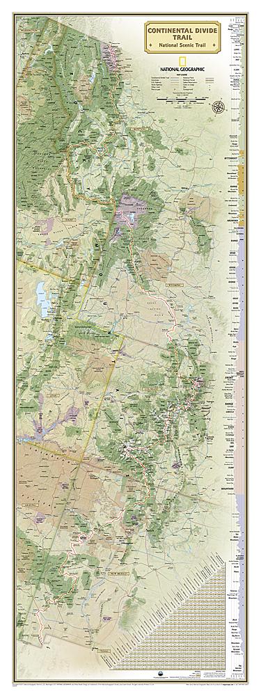 Destiny 2 Nessus Treasure Map Arcadian Valley : destiny, nessus, treasure, arcadian, valley, Continental, Divide, Mexico, World, Atlas