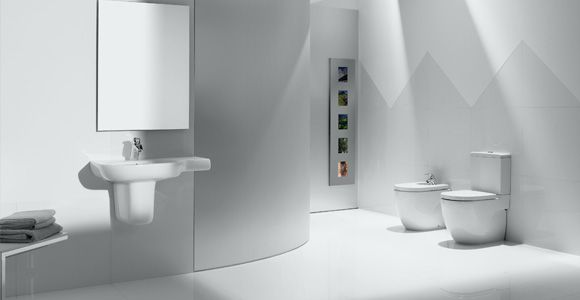 Roca Bathrooms Meridian N Compact Suite