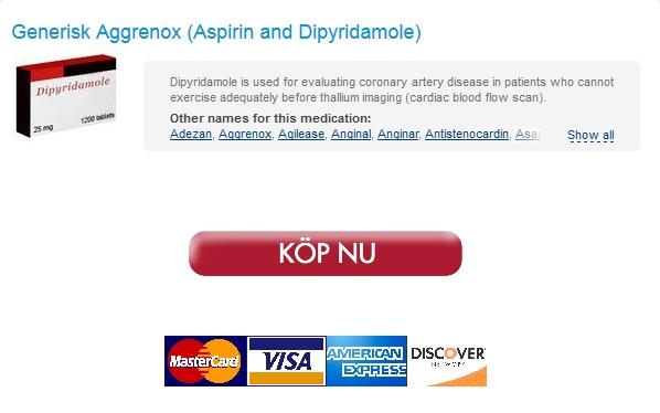 Köp aggrenox online snabbt bara! Klicka här!