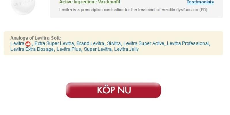 Beställa Levitra Soft Generisk / Expressleverans / Betrodda Apotek