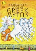 Book cover art for D'Aulaires' Book of Greek Myths