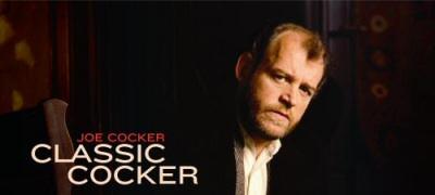 Joe Cocker: Classic Cocker CD cover art