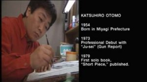 Katsuhiro Ôtomo from Akira