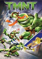 TMNT DVD cover art