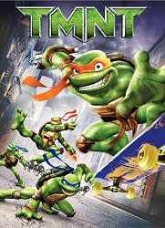 TMNT DVD cover art