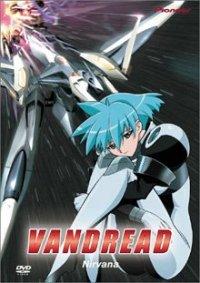 Vandread, Vol. 2: Nirvana DVD cover art