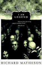 I Am Legend book cover art