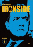 Ironside Season 2 DVD cover art