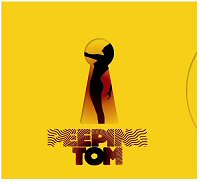 Peeping Tom CD cover art