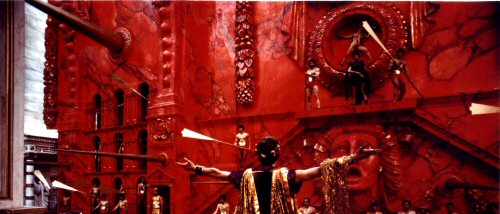 Scene from Caligula: The Imperial Edition