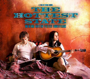 Hottest State Soundtrack CD cover art