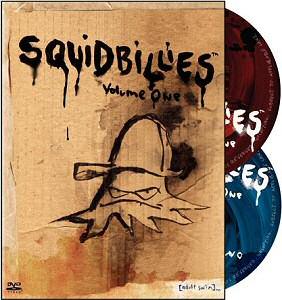 Squidbillies, Vol. 1 DVD cover art