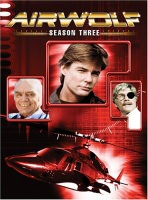 Airwolf: Season 3 DVD cover art