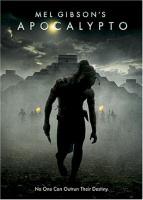 DVD cover art for Apocalypto