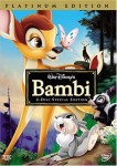 Bambi DVD cover art