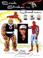 Brush Strokes With Greatness book cover art