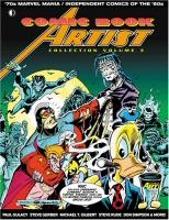 Comic Book Artist Collection, Vol. 3 book cover art