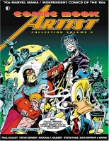 Comic Book Artist Collection, Vol. 3 book cover art
