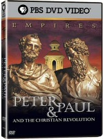 DVD cover art for Empires: Peter & Paul
