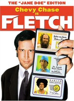 Fletch DVD cover art