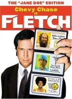 Fletch DVD cover art