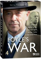 Foyle's War Set 4 DVD cover art