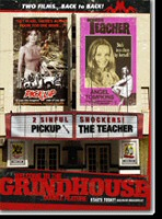 Welcome to the Grindhouse: Pick-Up and The Teacher DVD cover art
