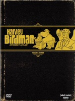 Harvey Birdman, Vol. 3 DVD cover art
