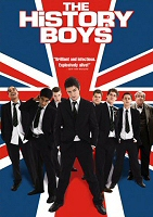 DVD cover art for The History Boys
