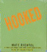 Hooked by Matt Richtel audiobook cover art