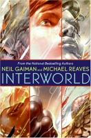 Interworld book cover art