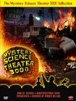 Mystery Science Theater 3000, Vol. 11 DVD cover art