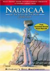 DVD cover art for Nausicaa