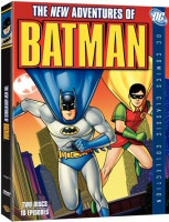 New Adventures of Batman DVD cover art