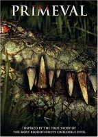 DVD cover art for Primeval