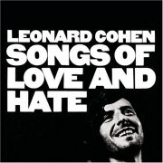 CD cover art for Leonard Cohen's Songs of Love and Hate