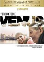 DVD cover art for Venus