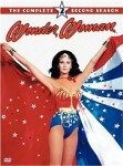 Wonder Woman: The Complete Second Season DVD cover art