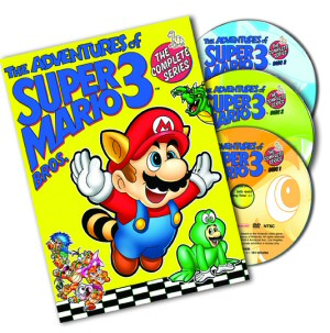 Super Mario Bros 3: The Complete Series on DVD