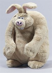Were-Rabbit plush doll