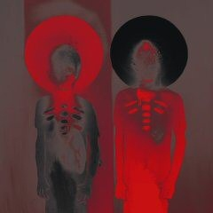 War Stories by Unkle, CD cover art